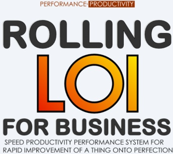 Rolling LOI For Business - Speed Productivity Performance System