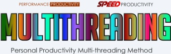 Personal Productivity Multi-threading Method