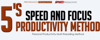 5's Speed and Focus Productivity Method