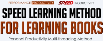 SPEED Learning Method for Books
