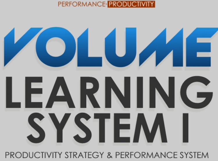 VOLUME Learning System 1