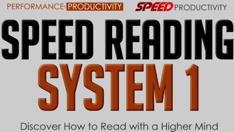 SPEED Reading System 1