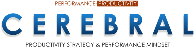 C E R E B R A L - Productivity and Performance Strategy
